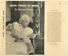 Mark Twain at work. (1942). Image ID: 1108218.    http://digitalgallery.nypl.org/nypldigital/id?1108218