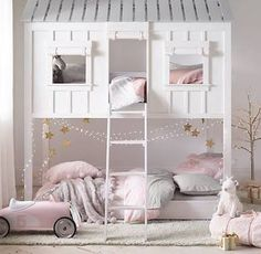 Image result for children's house bed frame