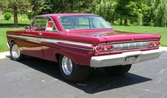 1964 Mercury Comet Caleni Pro Street