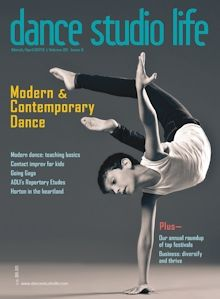 March/April 2015 Modern & Contemporary Dance Volume 20 | Issue 3