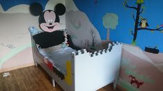 Lit Mickey Instructions de montage Do-it-yourself