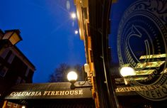 Columbia Firehouse Restaurant & Barroom : Alexandria, VA : Welcome