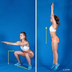 9 самых эффективных упражнений для красивых ног и подтянутой попы. Способ сделать формы привлекательнее ?