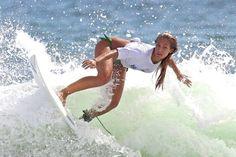 Surf girls de nivel...