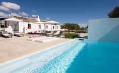 Pensão Agrícola, Tavira, Portugal the Algarve's busy beach resorts and shack up at this rustic art-filled haven, surrounded by ancient olive groves and majestic carob…
