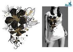 Resultado de imagen para diseños de estampados de mujer en serigrafia