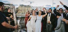 Boda celebrada en el Gran Hotel Maria Cristina, en San Sebastián, en uno de sus majestuosos salones de incomparable lujo y belleza./Wedding held at the Gran Hotel Maria Cristina, in San Sebastián, in one of its majestic halls of incomparable luxury and beauty.