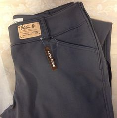 New Tailored Sportsman Trophy Hunter breeches in Mercury from PonyUpEquestrian # tailoredsportsman #mercury