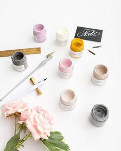 Click through to check out our variety of calligraphy inks and supplies Laura Hooper Calligraphy, Calligraphy Supplies, Calligraphy Video, Calligraphy Paper, Calligraphy For Beginners, Calligraphy Practice, Modern Calligraphy, Chalk Lettering, Hand Lettering Alphabet