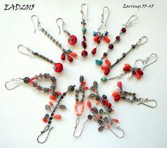 EAD2015 Earrings 33-45