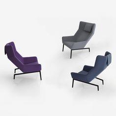 Park Lounge Chair by Bensen