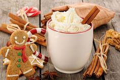 This recipe makes a LARGE batch of hot chocolate that can be kept hot in a slow cooker.  Perfect for holiday parties!