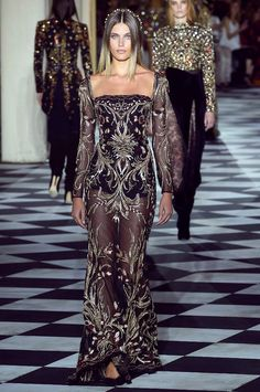 haute couture fashion Archives - Best Fashion Tips Zuhair Murad, Style Couture, Haute Couture Fashion, Beautiful Gowns, Beautiful Outfits, Vestidos Flapper, Dressed To Kill, Couture Dresses, Evening Gowns
