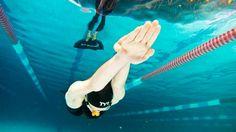 Como una flecha!! #GoPRO #natacion #bucear #piscina #bajoelagua #yosoydeagua