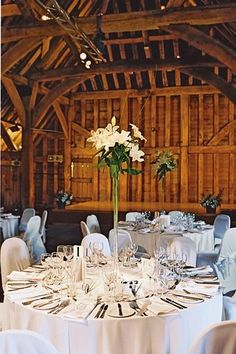Real Life Weddings: Barn (BridesMagazine.co.uk)