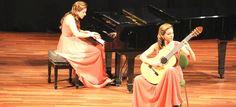 """ALMUÑÉCAR. Millán fue premiada por Juventudes Musicales en el """"Andrés Segovia"""" de 2014."""