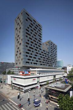 High-Rise Addition by Ibeling van Tilburg