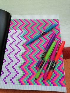 Graph Paper Drawings, Graph Paper Art, Cool Art Drawings, Easy Drawings, Bullet Journal Writing, Bullet Journal Ideas Pages, Bullet Journal Inspiration, Pixel Art, Pixel Drawing