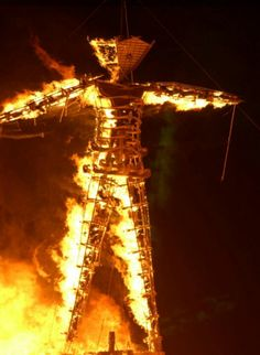 Go to the Burning Man