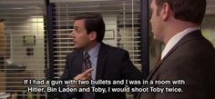 For seven seasons, Michael Scott led The Office proudly, inappropriately and without common sense. Here are 82 reasons why Michael Scott was the World's Best Boss. Satire, Best Michael Scott Quotes, Just For Laughs, Just For You, Favim, I Smile, Funny Moments, Funniest Moments, Funniest Jokes