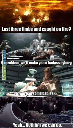 Funny memes Empire vs Rebellion healthcare...