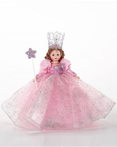 """Glinda The Good Witch™ from The Wizard of Oz™ - Cissette 10"""" Doll"""