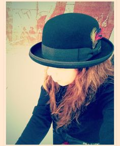 New hat! http://crazyoutfit.blogspot.it/2016/01/bowler-hats.html?m=1 #ootd #outfitoftheday #lookoftheday #fashion #fashiongram #style #love #beautiful #currentlywearing #lookbook #wiwt #whatiwore #whatiworetoday #ootdshare #outfit #clothes #wiw #mylook #fashionista #todayimwearing #instastyle #instafashion #outfitpost #fashionpost #todaysoutfit #fashiondiaries