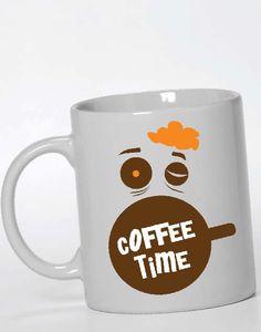 Coffee time mug  copyright © micali.detalles de corazón