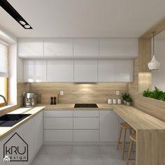 Kitchen Room Design, Modern Kitchen Design, Home Decor Kitchen, Interior Design Kitchen, Home Kitchens, Scandinavian Kitchen, Scandinavian Style, Cuisines Design, Küchen Design