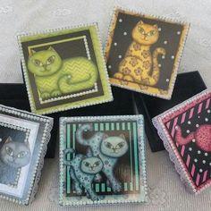 Minha criação, Coleção Five Cats!, , Mia, Mel, Lui, Iori, Tomyy