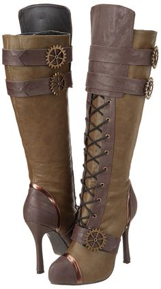 Ellie Shoes Women's 420 Quinley Slouch Boot, Brown, 9 M US