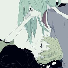 Kagerou Project/Mekakucity Actors - Kano y Kido.
