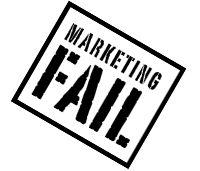 13 Epic Marketing Fails - courtesy of the Fail Blog