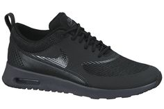 wholesale dealer 8e11d 6d261 Pin Interest and Cheap Nike Shoes for Mens and Womens Online 24 Hours  Forever Womens Nike Air Max Thea PRM Black Black Anthracite 616723 004  Pin  Cheap ...