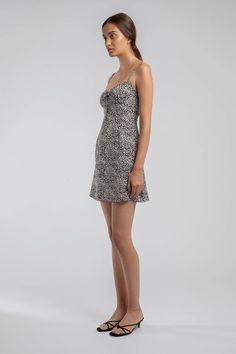 Stella Dress Floral – Lulu & Rose Button Front Skirt, Rose Dress, Blogger Style, Knit Dress, Most Beautiful, Label, Floral Prints, Women Wear, Feminine