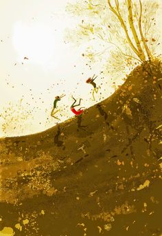 Pascal Campion: January 2015. Another Free Fall.