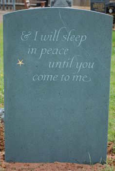 children's headstone epitaph