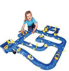 Smoby Toys - 7/800055112 - Big Waterplay Amsterdam