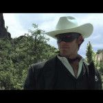 Making of The Lone Ranger