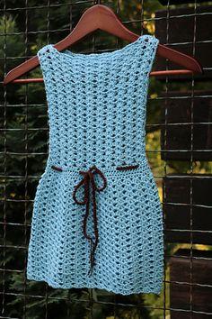 Ravelry: Crochet dress pattern by Petra Burgerova