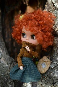Pretty Dolls, Beautiful Dolls, Red Hair Doll, Cute Baby Dolls, Clay Figures, Hello Dolly, Collector Dolls, Custom Dolls, Big Eyes