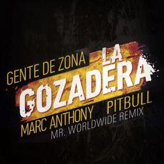 Gente De Zona Ft. Marc Anthony & Pitbull - La Gozadera (Mr. Worldwide