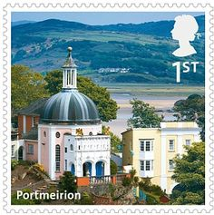 First class: A-Z postal portrait of Britain in stamps is complete Royal Mail Stamps, Uk Stamps, Postage Stamps, Victorian Buildings, Interesting Buildings, Stamp Collecting, British Isles, Science And Nature, Great Britain