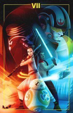 The Force Awakens on Behance