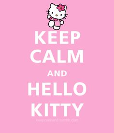 ..hello kitty