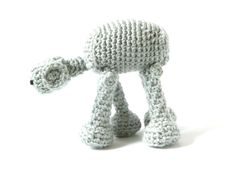Crochet Amigurumi Pattern  Star Wars AT AT by MysteriousCats, for mobile