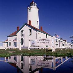New Dungeness Light Station, Sequim, Washington