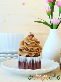 Cupcakes, Mousse, Muffins, Candy, Sweet, Desserts, Bar, Food, Sweet Treats