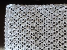 Baby blanket for Amy