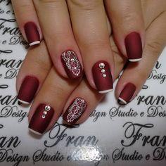 Nail Polish Designs, Nail Art Designs, Colorful Nail Designs, Stamping Plates, Winter Nails, Wedding Nails, Nail Colors, My Nails, Acrylic Nails